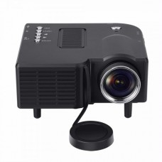 Mini Multiple LED Projector Lcd Image System, perfect for DVDs, Pictures etc!