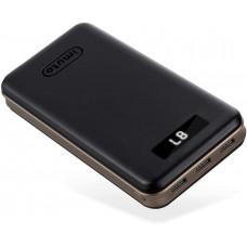 Portable Charger 30000mAh USB External Battery Pack Android Cell Phone 3-Port